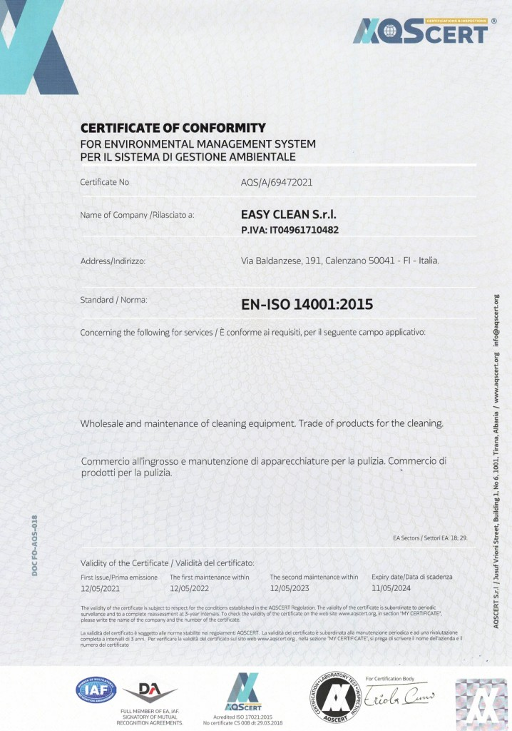 EASY CLEAN S.r.l. - ISO 14001-2015_page-0001